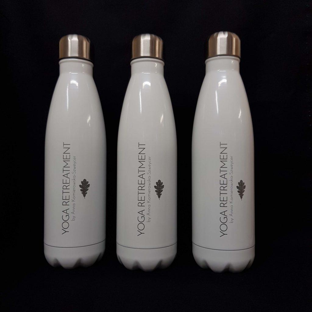 znakowane butelki
